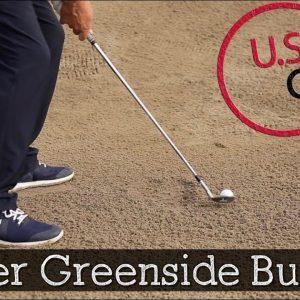 How to Hit a Bunker Shot (Golf Bunker Shot Lesson)