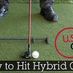 How to Hit Golf Hybrids (Golf Ball Position)