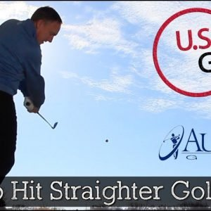 How to Hit Straighter Golf Shots (Golf Swing Tempo)