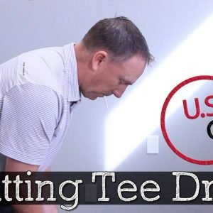 How To Improve Your Putting With a Golf Tee