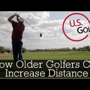 How to Increase Golf Swing Speed for Older Golfers