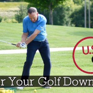 How to Master the Golf Downswing Sequence Today (Golf Downswing Drills)
