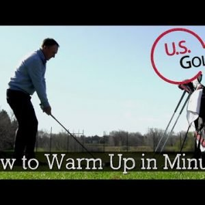 How to Prepare for the First Tee With Limited Practice Time