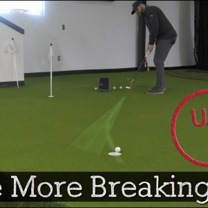 How to Start Making More Putts With Break