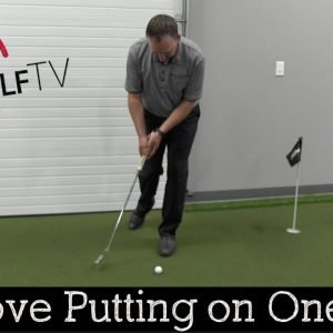 How to Stay Centered When Putting - Golf Putting Tips