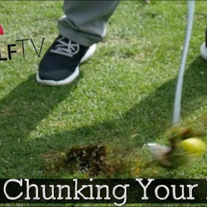 How to Stop Chunking Your Golf Irons (Golf Swing Tips)