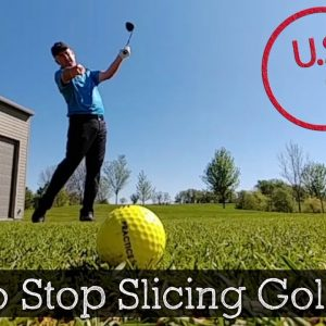 How to Stop Slicing the Golf Ball