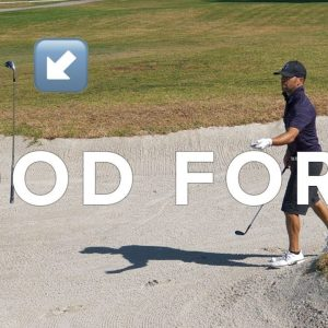 HOW TO THROW A GOLF CLUB TO PERFECTION! - TORREY PINES NORTH // PART 2 (4K)