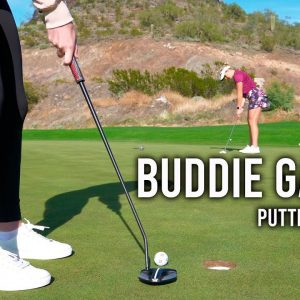 I'LL GIVE YOU $1000 IF YOU MAKE THIS PUTT!
