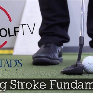 Improve Your Putting Stroke With One Simple Drill [PUTTING TIPS]