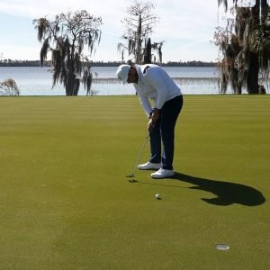 IT CAME DOWN TO THE LAST HOLE! / LAKE NONA³