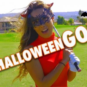 LADY GAGA & HARRY POTTER GOLF WITH THE DEVIL!