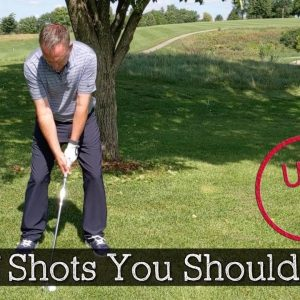Course Management Tips - 3 Golf Shots Every Golfer Should Learn (Golf Swing Tips)