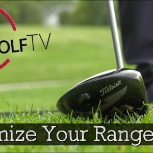 Maximize Your Driving Range Session Before the First Tee - Golf Tips