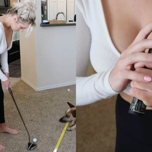 My Favorite At Home Putting Tip & Drill
