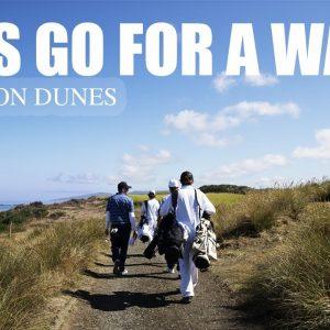 OUR CADDIE'S FAVORITE HOLE @ BANDON DUNES! / PART 2