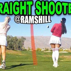 PLAYING RAMS HILL GOLF CLUB/GUYS VS GIRLS PART lll
