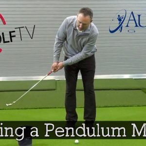 Putting is NOT a Pendulum Motion (Golf Putting Lessons)