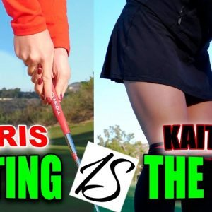 PUTTING IS THE KEY TO GOLING LOW!