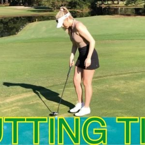 Putting Tips // How to Be a Better Putter