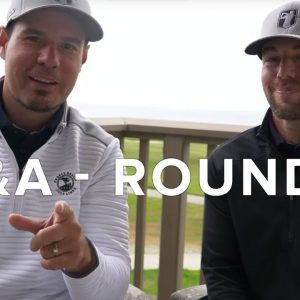 Q&A FROM PEBBLE BEACH! OUR FIRST LIVE STREAM...