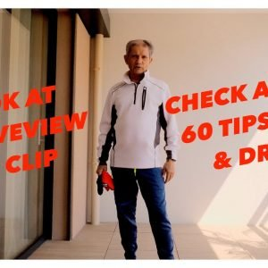 Simple and Effective Golf Swing Practice Aid - Armband