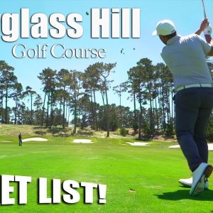 SPYGLASS HILL/A MUST PLAY FOR ALL GOLFERS!/BACK 9