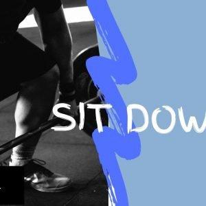 Strengthening Exercise 14: Sit Down