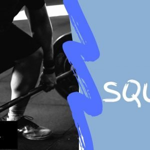 Strengthening Exercise 3: Squat