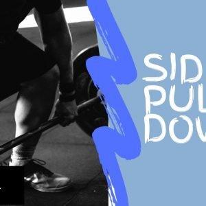 Strengthening Exercise 4: Side Pull Down