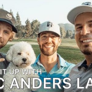 """TEEING IT UP WITH """"THE COOLEST MAN IN GOLF""""/Harding Golf Course"""