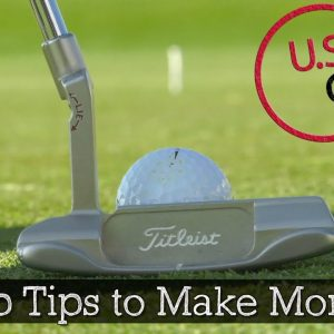The 1-2-3 Process to Making More Putts