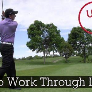 The Best Golf Swing Tip Through Impact
