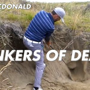 THE BUNKERS OF DEATH @OLD MACDONALD // HOLES 13-18// PART 3/3