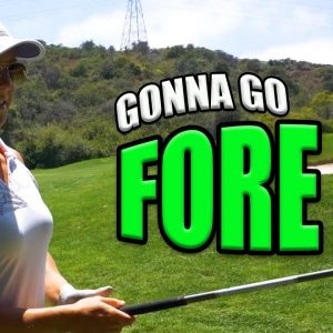 THE LADIES CAME TO PLAY!/AVIARA COURSE VLOG