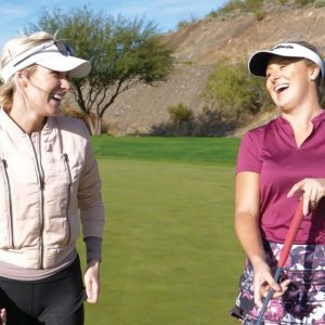 THE MOST FUN PUTTING GAMES WITH PARIS & GOLFHOLICS