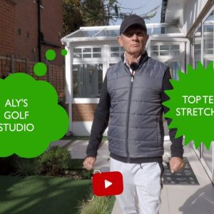 Top 10 Stretches - fitness for golf strength and flexibility