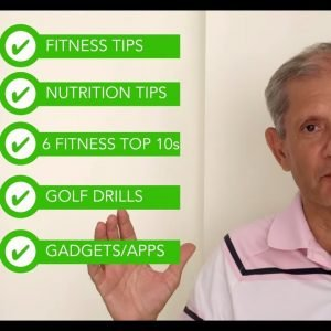 Top Ten Golf Series - Best Easy Golf Swing and Fitness for Golfers