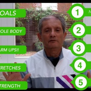 Top Ten Golf Series - Fitness for golf strength and flexibility