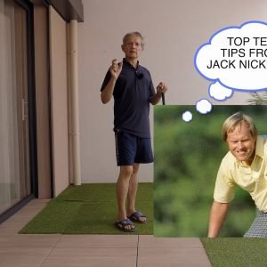 Top ten tips from jack nicklaus