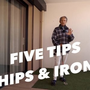 Top Ten Tips on chipping and irons