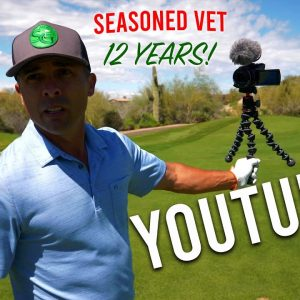 TROON NORTH GOLF VLOG WITH MR SHORT GAME!