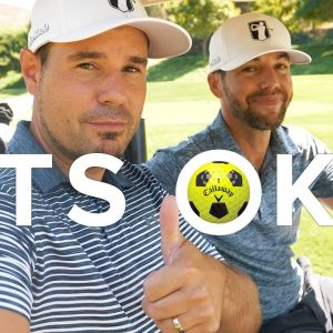TRYING OUT THE CHROME SOFT X TRUVIS! - MARBELLA COUNTRY CLUB // PART 1 (4K)
