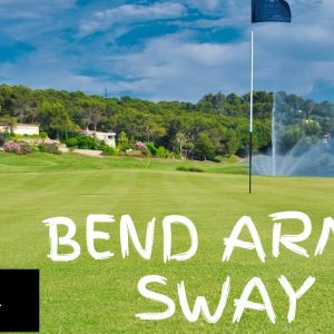 Warm Up Exercise 10: Bend Arms Sway
