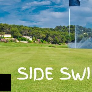 Warm Up Exercise 12: Side Swing