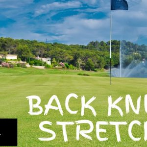 Warm Up Exercise 13: Back Knee Stretch