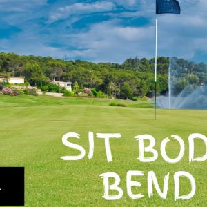 Warm Up Exercise 15: Sit Body Bend