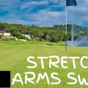 Warm Up Exercise 16: Stretch Arms Sway