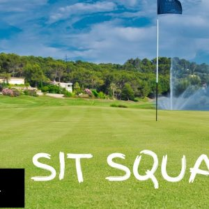 Warm Up Exercise 17: Sit Squats