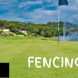 Warm Up exercise 20: Fencing
